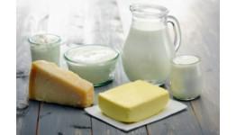Ovoprodotti, formaggi e derivati del latte