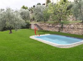 villa in vacanze a calenzano